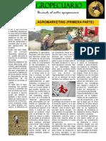 EL AGROPECUARIO, NÚMERO TRES