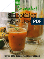 Jugos y Smoothies