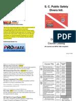 Scpsdi Course Catalog 1
