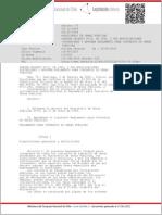 DTO 75 (2004) DEROGA DECRETO N°15, DE 1992, Y SUS MODIFICACIONES POSTERIORES Y APRUEBA REGLAMENTO PARA CONTRATOS DE OBRAS PÚBLICAS