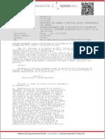 DTO 35 (2005) APRUEBA REGLAMENTO PARA LA APLICACIÓN DE LA ASIGNACIÓN DE ESTIMULO Y DESEMPEÑO ESTABLECIDA EN EL TÍTULO I DE LA LEY N° 19.994