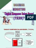 Presentasi Intisari TKDN