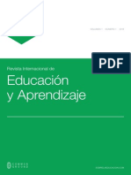 Revista Internacional de Educacion y Aprendizaje Volumen1 Numero1 2013 Baja Resol