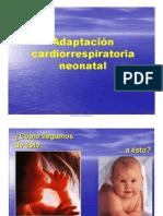 Clase de Adaptacion Cardiopulmonar-TTRN
