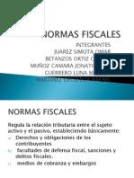 NORMAS FISCALES
