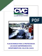 Plan Manejo Aguas Subterranea