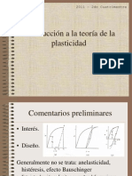 Plasticidad A