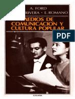Jorge B Rivera_Ford_Romano - Medios de Comunicacion y Cultura Popular