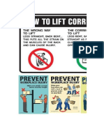 Ergonomic Poster