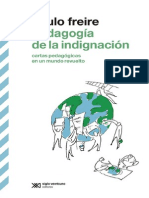 Freire Pedagogia de La Indignacion (1)