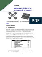 Microcontroladores de 32 Bits ARM