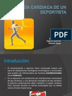 Fisiología Cardiaca de un Deportista