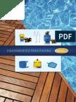 catálogo de EQUIPTOS PARA PISCINAS jacuzzi