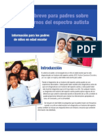 guia para padres de niños autistas