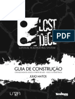 UED Lost Dice Hack Guide Fabiano Saccol Júlio Matos