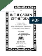 In the Garden of Torah Vol 2