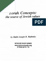 Torah Concepts