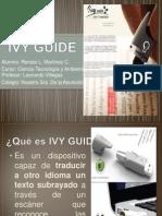 Ivy Guide Cta