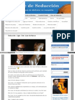 Artedeseduccion Wordpress Com 2008-03-22 Seduccion Ligar Don