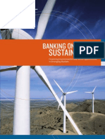 Banking on Sustainability (March 2007)