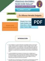 Curriculum Test