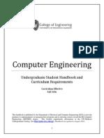 ECE CMPE Advising Curriculum Handbook