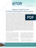 Solar Development Capital