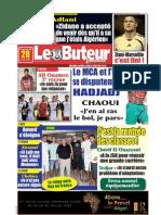 LE BUTEUR PDF du 28/06/2009