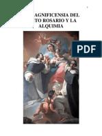 Alquimia y Santo Rosario