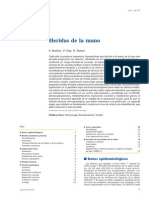 Heridas de la mano. EMC - Aparato Locomotor. Volume 43, Issue 4, 2010, Pages 1–14