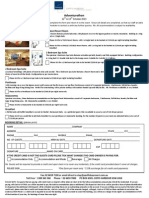 Novotel Pacific Bay Reservation Form