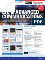 Diploma in LTE Advanced Communications