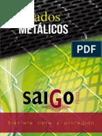 Catalogo Saigo Cercados 2013