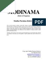Modi Nama - The true story of Narendra Modi