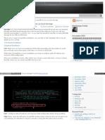 Teknoteknik Wordpress Com 2010 12-25-20 Steps to Connect Ope