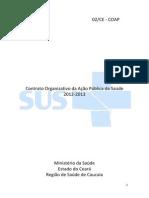 Coap Rs Caucaia 2012 2013