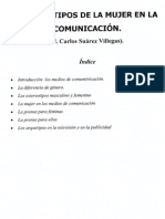 Estereotipos de la mujer en la comunicación