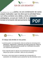plazadedesafiosexposicion.ppt
