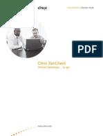 Citrix XenClient Solution Guide