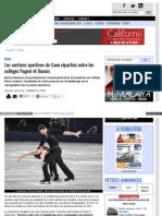 Www Cotecaen Fr 25229 Les Sections Sportives de Caen Reparti