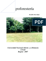 Modulo de Agroforesteria