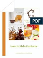 Kombucha eBook - by Cultures for Health