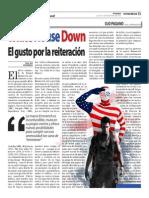 White House Down, el gusto por la reiteración - Omar Suri (2013 09 16)