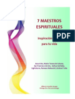 7 Maestros Espirituales