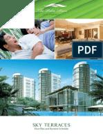 Sky Terraces Gurgaon E Brochure