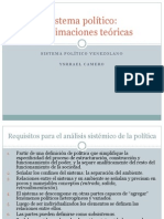Spv 01 Sistema Politico