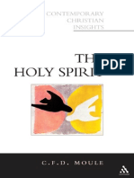 C. F. D. Moule the Holy Spirit 2000