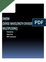 DWDM Training