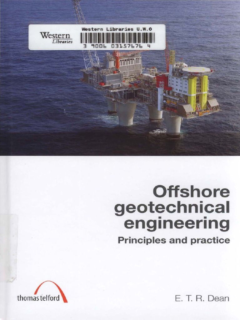 offshore geotechnical offshore drilling geotechnical engineering