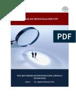 Lineas Investigacion Utp2011